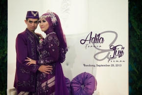 Fuji & Adila The Wedding