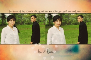 Isa & Nurul The Prewedd